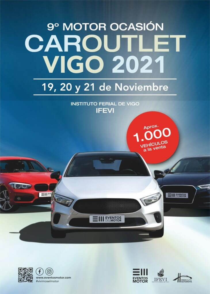 Car Outlet Vigo 2021 - Salón del automóvil de segunda mano en Vigo