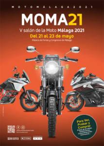 Moto Málaga - MOMA 2021
