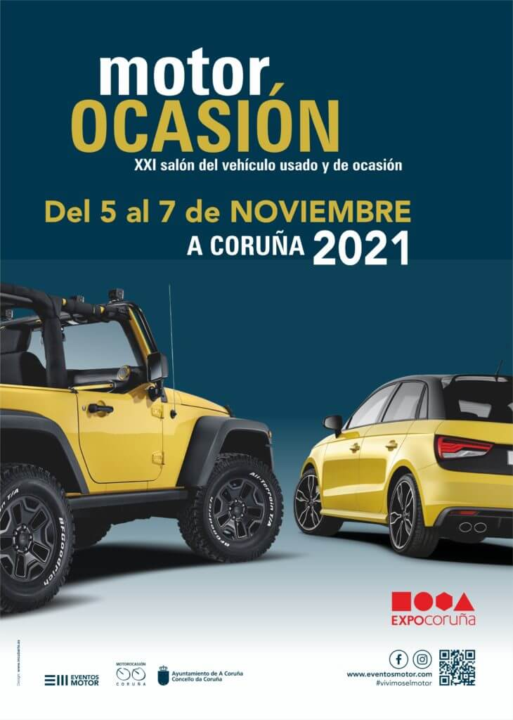Motor Ocasión A Coruña 2021