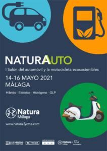salon de vehículos ecosostenibles NaturAuto 2021