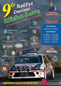 Rallye Ribeira Sacra en Ourense