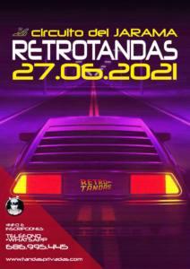 tandas coches clásicos en Madrid