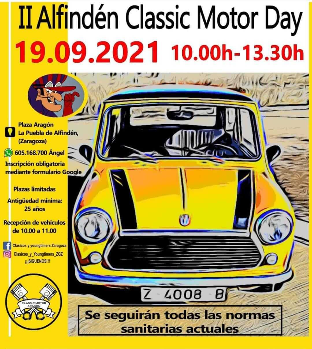 Alfincén Classic Motor Day