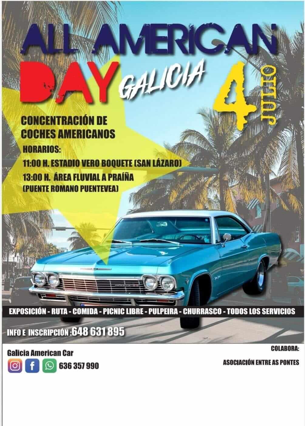 All American Day Galicia