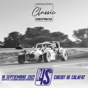 Tandas Classic Amazing coches Drivers en Calafat