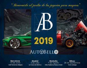 autobello 2021 coches clasicos barcelona catalunya
