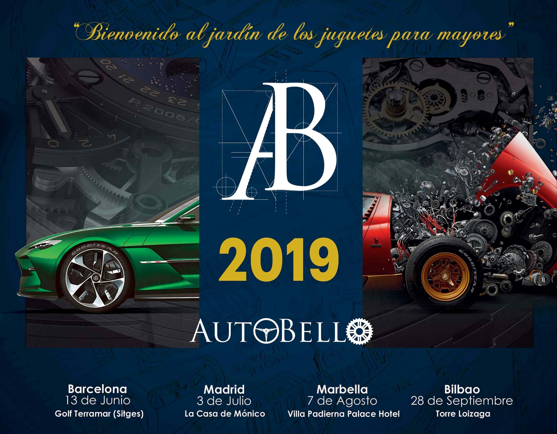 Concentracion coches Bilbao