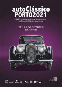 auto Clássico Porto 2021 - Salón Internacional de Automóvil y Motocicleta Clásico y de Época