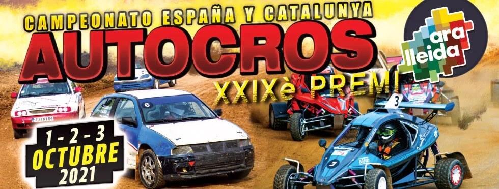 Autocross en Ara, Lleida