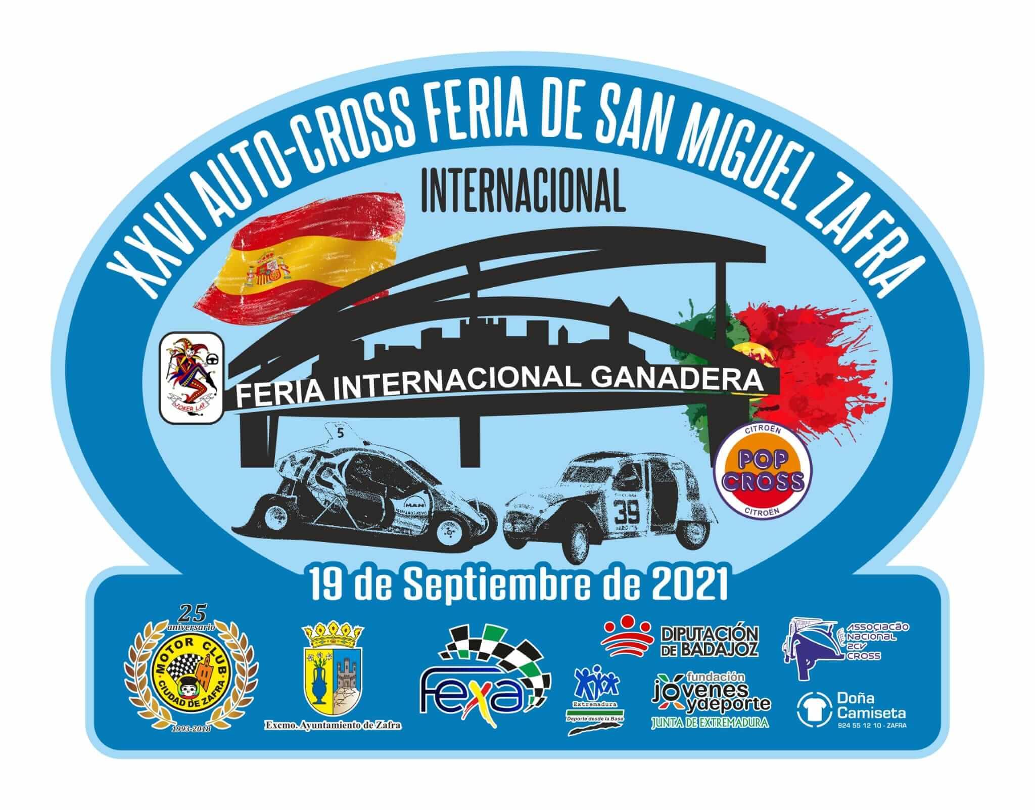 Autocross en Zafra, Badajoz