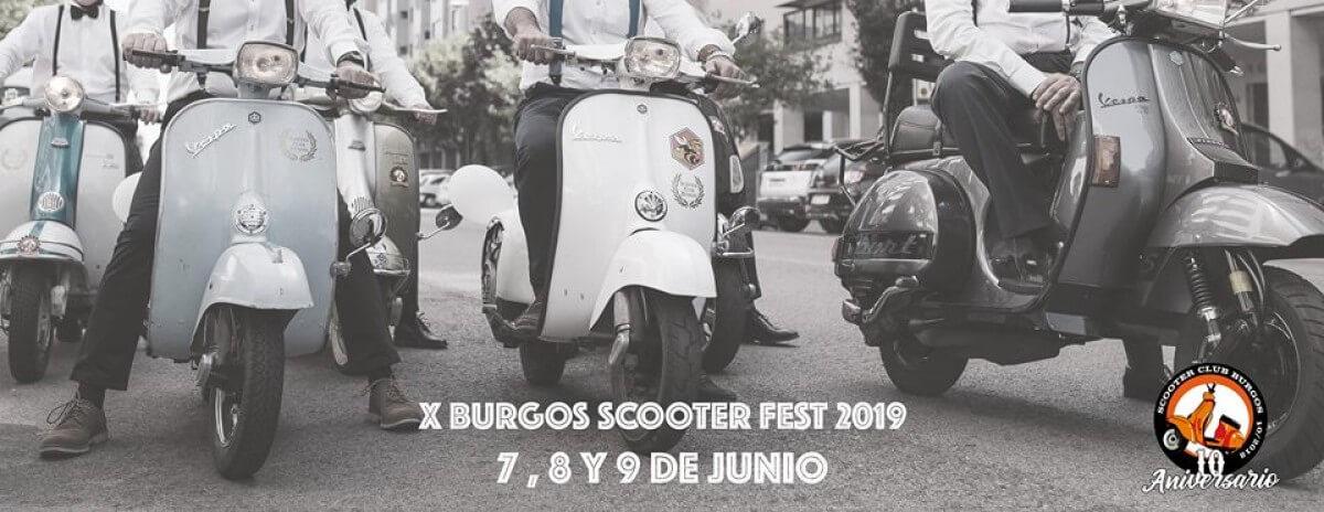 concentraciones moteras Burgos