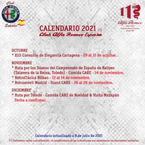 calendario-coches-club-alfa-romero-españa