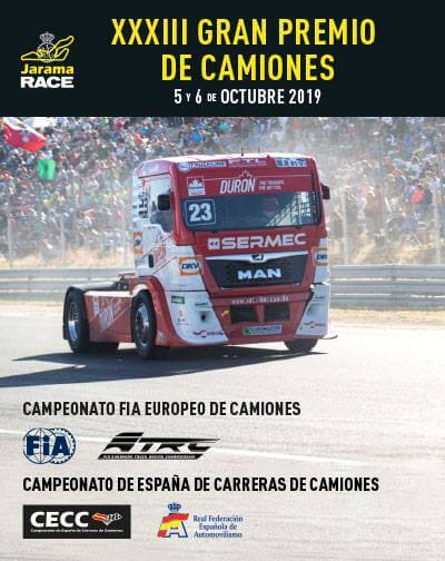carreras de camiones Madrid