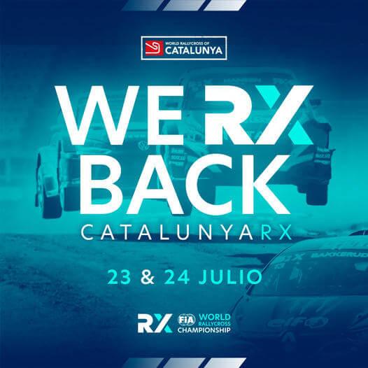 Campeonato del mundo de Rallycroos en Catalunya