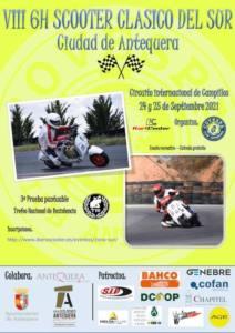Carrera Resistencia Scooter clásicas en Circuito de Campillos
