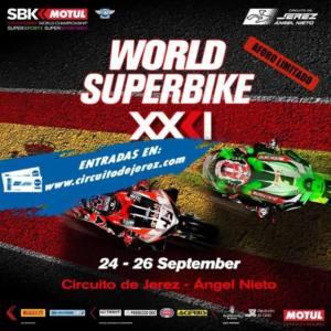 campeonato del mundo motos superbike en jerez