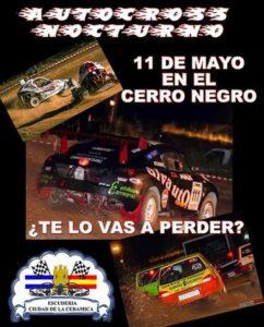 talavera autocross noche cerronegro