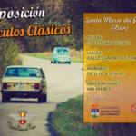 concentración coches clásicos en León