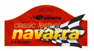 Festival de vehículos clásicos en Navarra