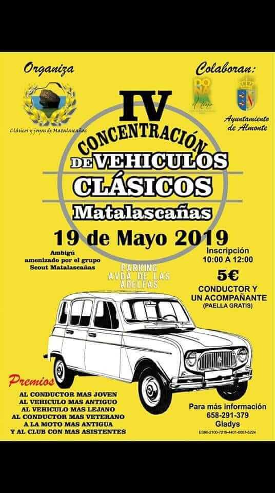 vehiculos clasicos andalucia