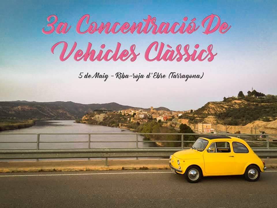 concentraciones coches clasicos catalunya