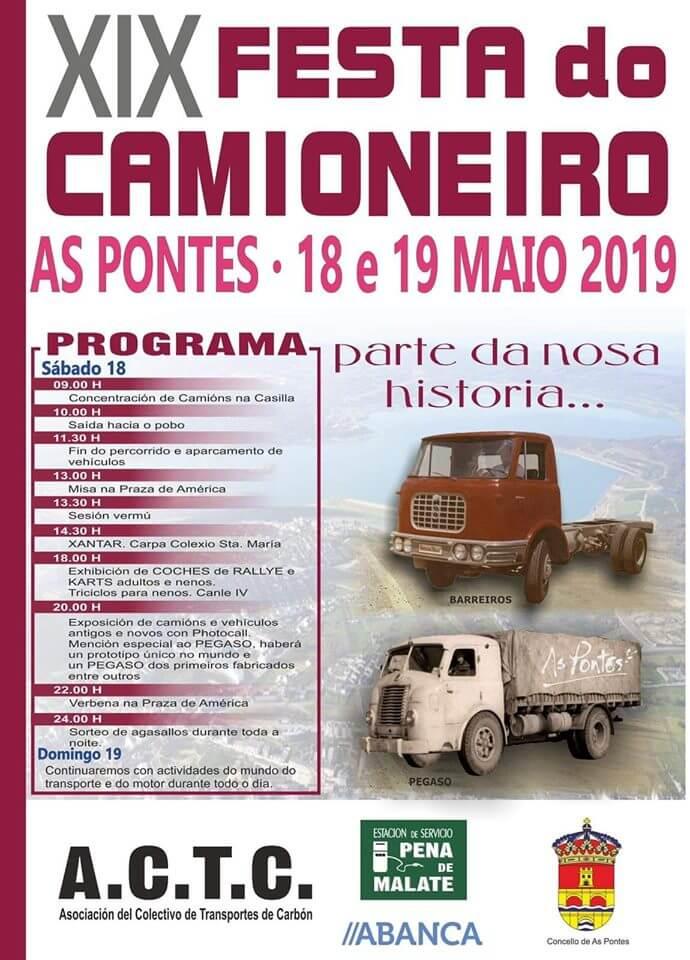 Concentraciones Camiones Clásicos Coruña