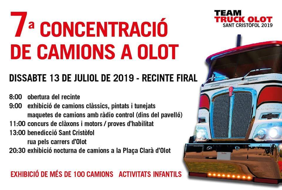 Concentraciones Camiones Clásicos Girona