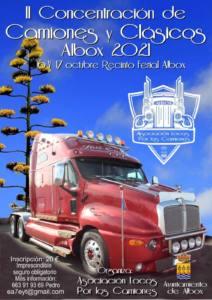Concentración Camiones y Clásicos en Albox, Almería