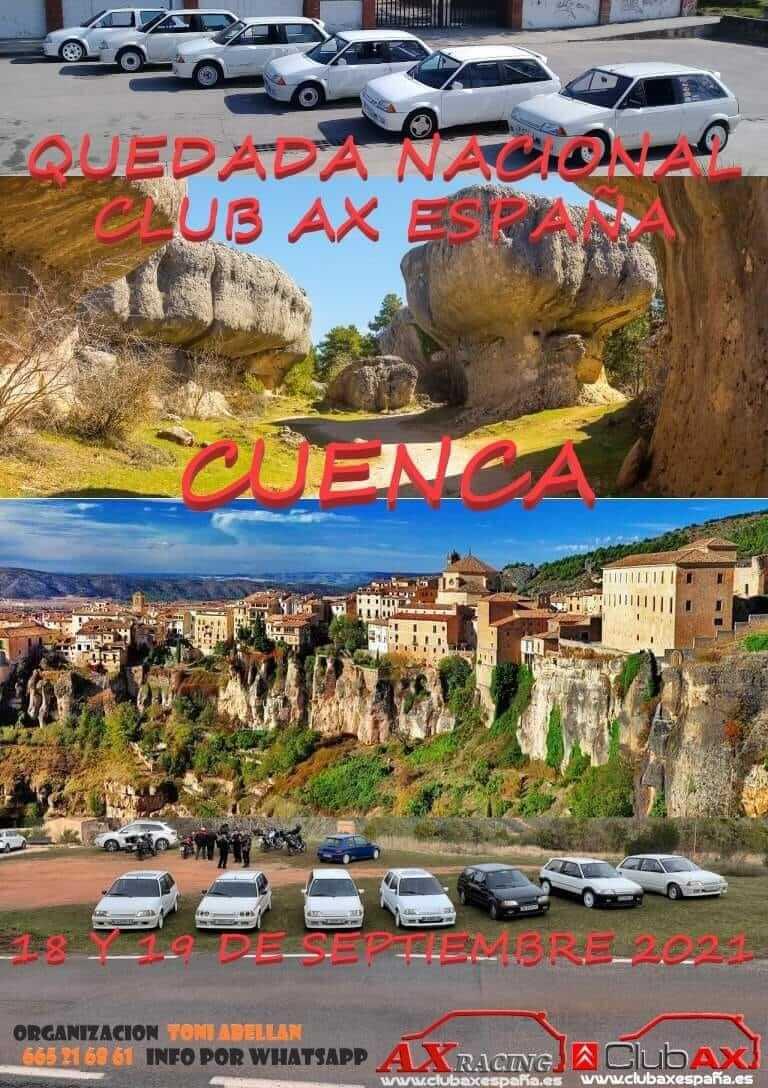 KDD Nacional Club AX en Cuenca