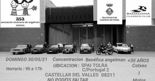 Concentración Clásicos Castellar del Vallés