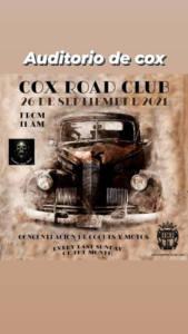 Concentración Clásicos Cox Road Club