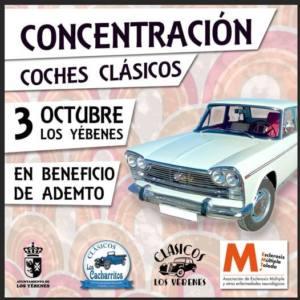 Concentración Coches Clásicos en Toledo