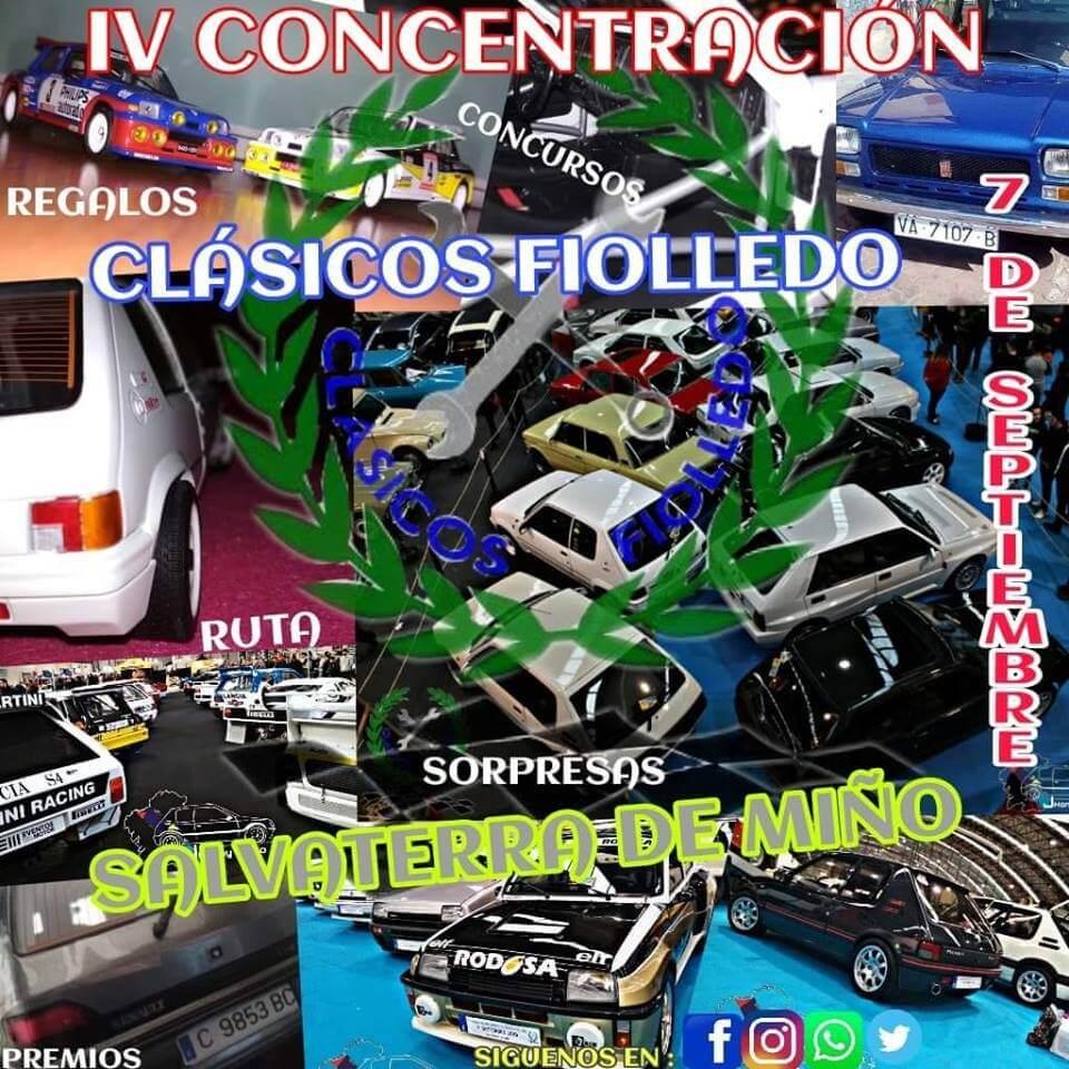 Concentraciones Coches Clásicos Pontevedra