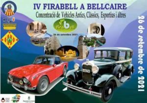 Concentració Clàssics Firabell a Bellcaire, Lleida