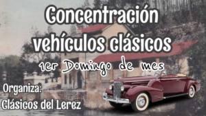 Concentración Mensual de Clásicos en Lérez, Pontevedra, Galicia