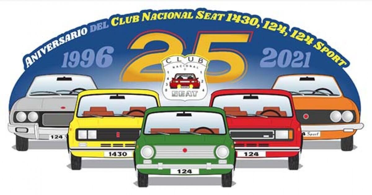 concentracion seat 1430 y 124 en Salamanca