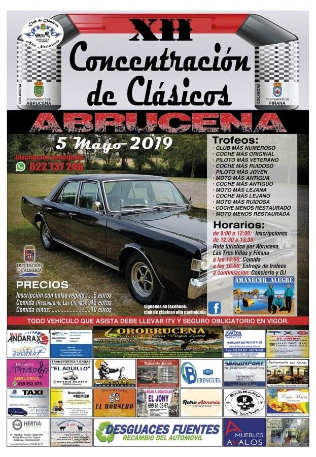 coches antiguos andalucia