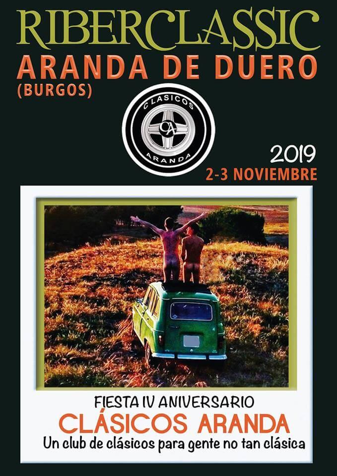 Concentraciones Coches Clásicos Burgos