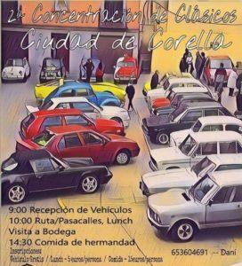 concentraciones coches clasicos Navarra