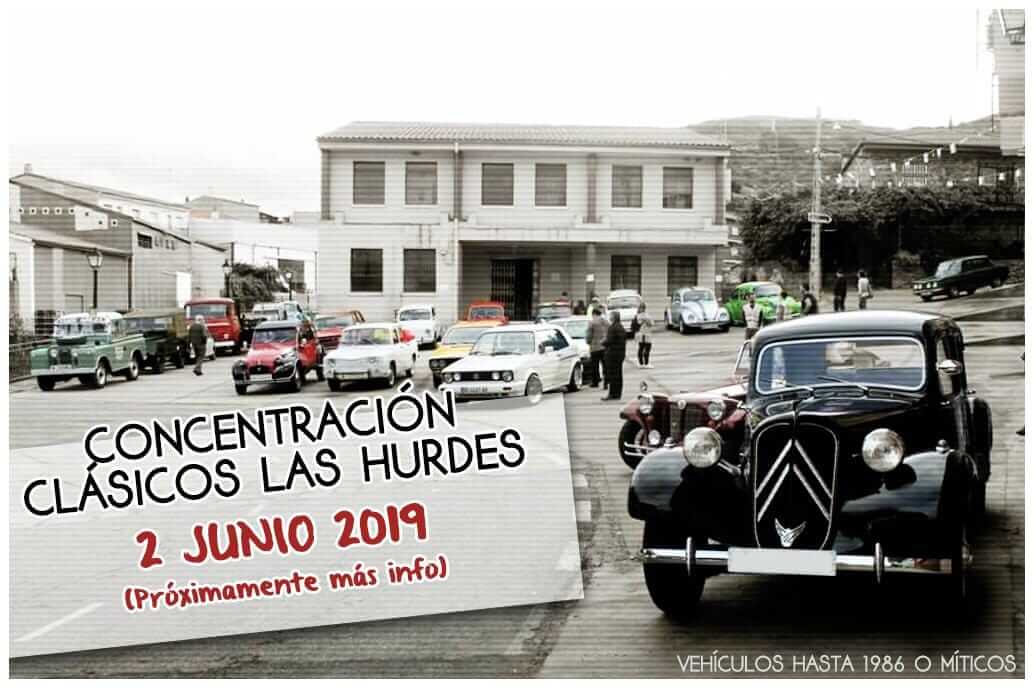 concentracion coches clasicos Cáceres