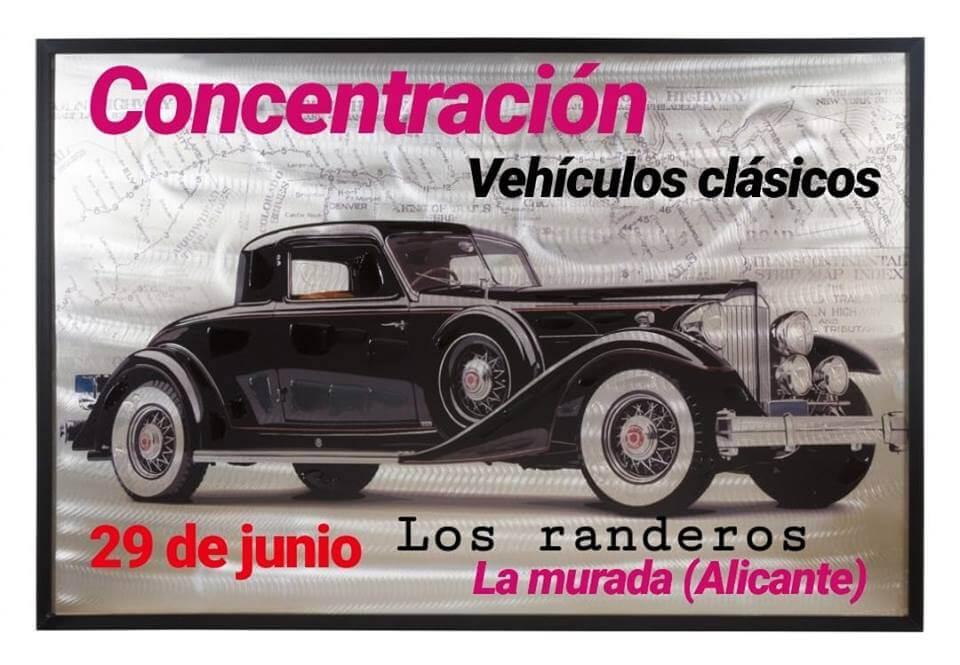 Concentraciones Coches Clásicos Alicante