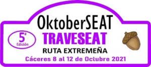 concentración coches clásicos SEAT en Extremadura