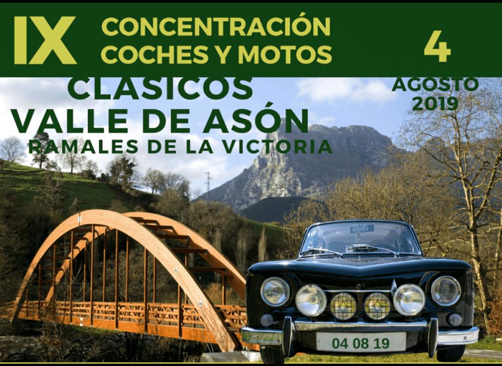 concentraciones coches clasicos Cantabria