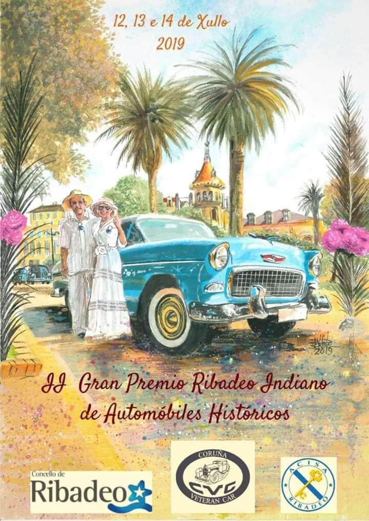 concentraciones coches clasicos Lugo