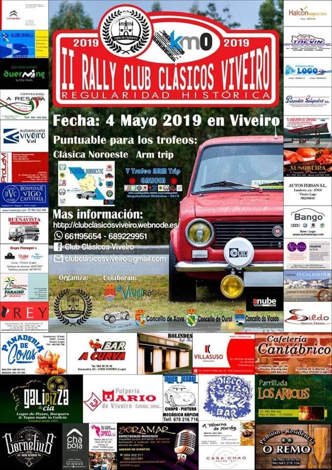 ralli clasicos galicia
