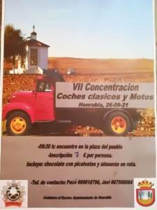 Concentración coches y motos clásicas en Cuenca