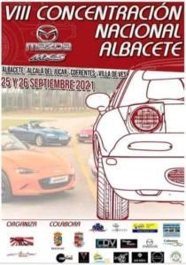 Quedada Mazda MX-5 en Albacete