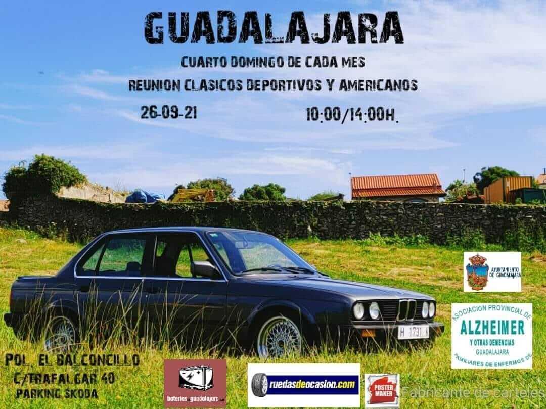 Concentración Mensual de Clásicos en Guadalajara