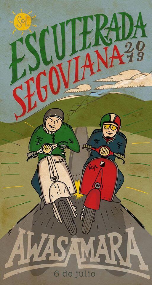 Concentraciones Moteras Segovia