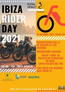 Ruta motera Ibiza Rider Day